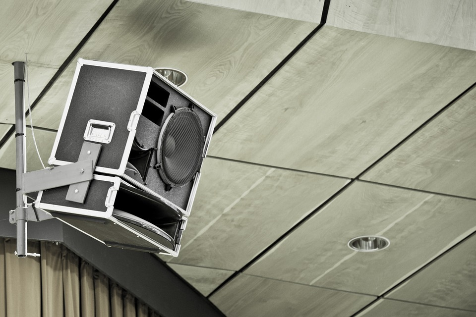 Selection Of Commerical Ceiling Speakers
