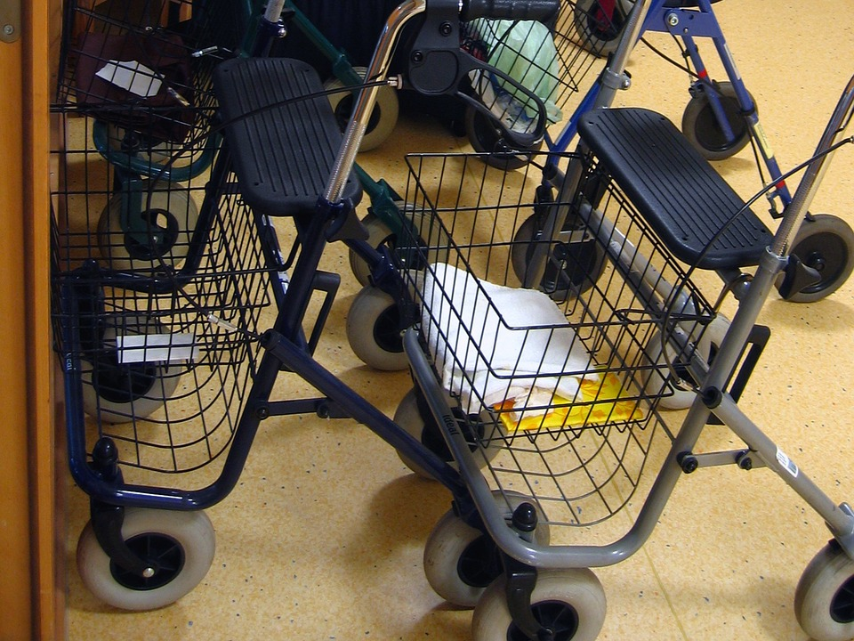 Rollators: When Should You Consider Using One?