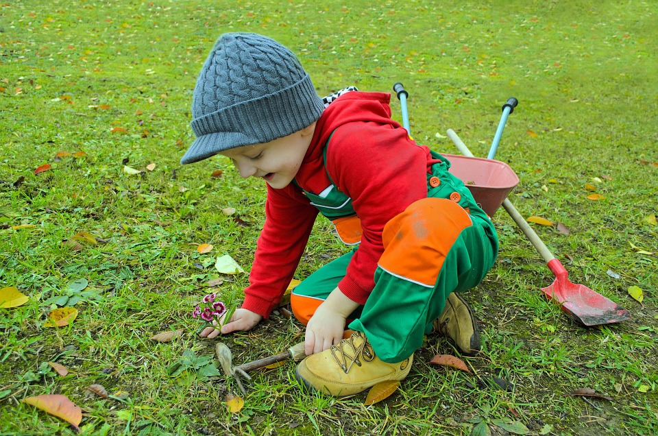 Finding A Children's Gardening Kit