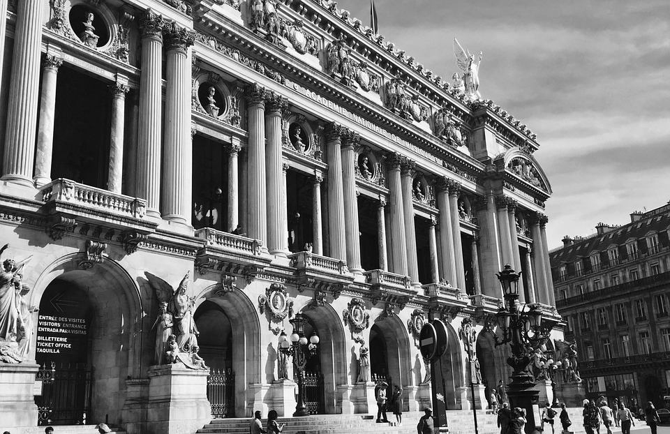 Guide To The Paris Opera House