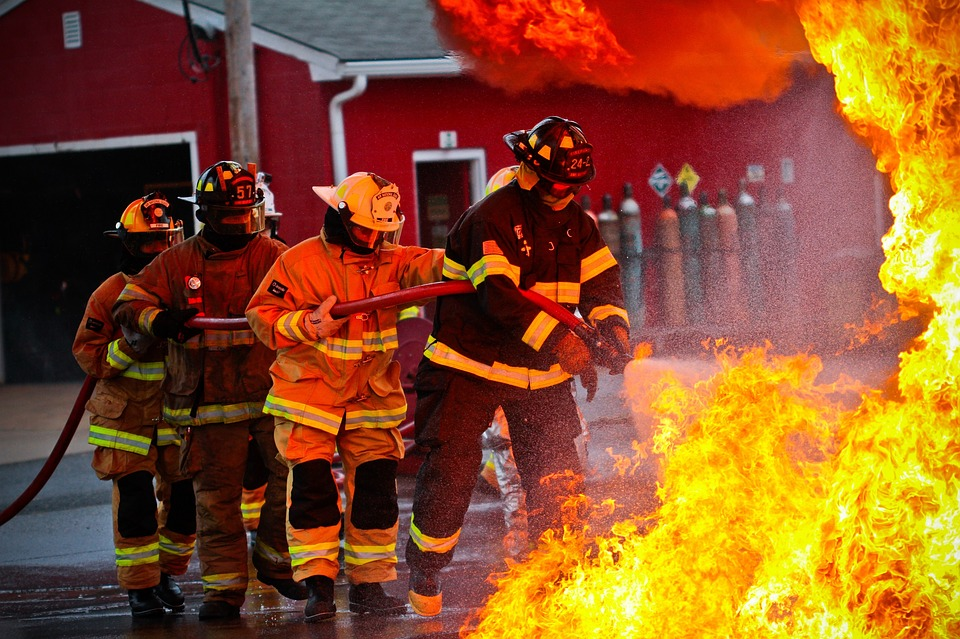 6 Career Choices For Fire Science Degree Holders