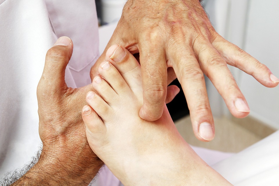 Using The Diabetic Neuropathy Test