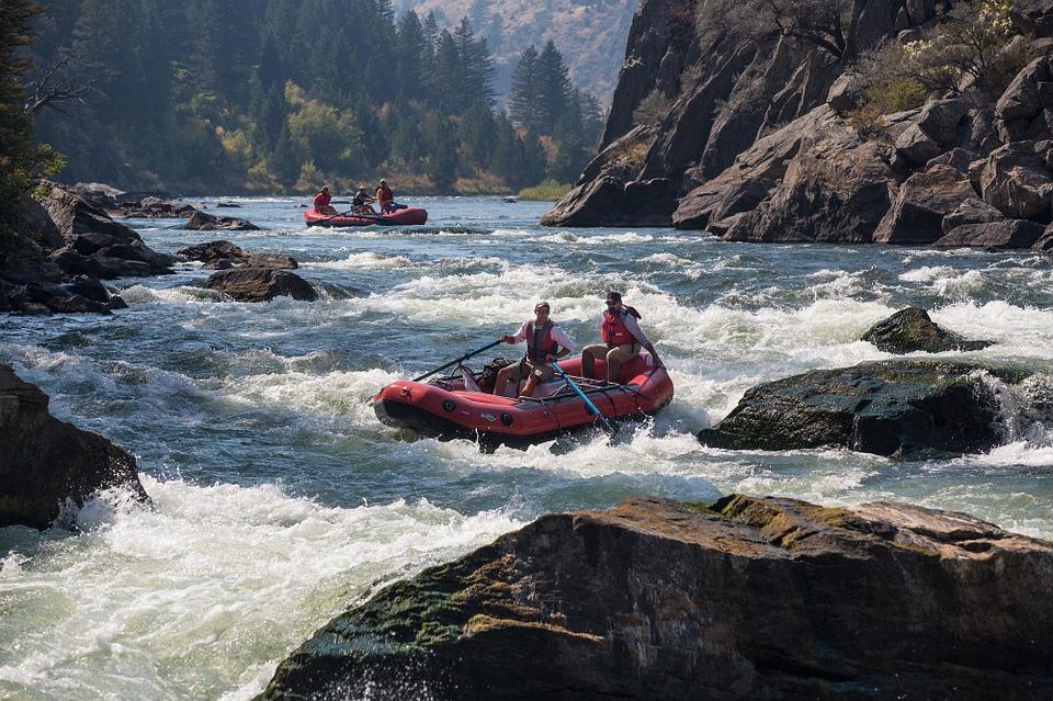 Understanding Ocoee River Rafting