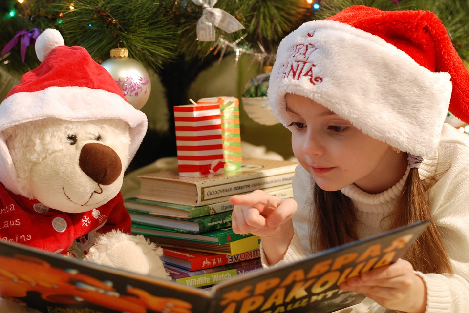 Get Your Children The Best Books About Santa
