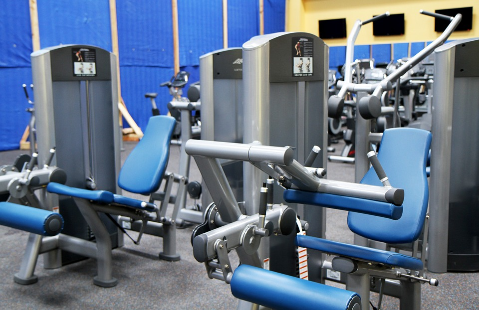 Types Of Commercial Gym Equipment