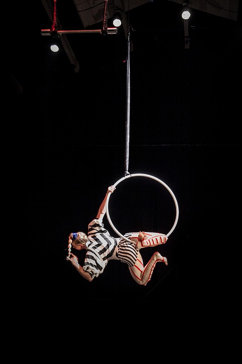 Learn Aerial Hoop With Aerial Hoop Lessons Sydney