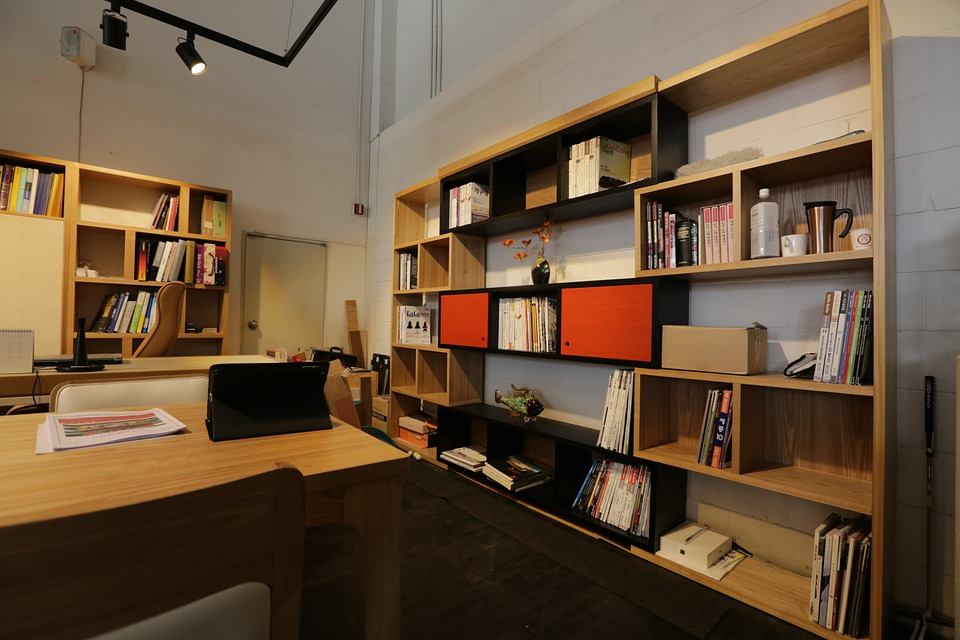 Selecting The Right Office Bookshelves
