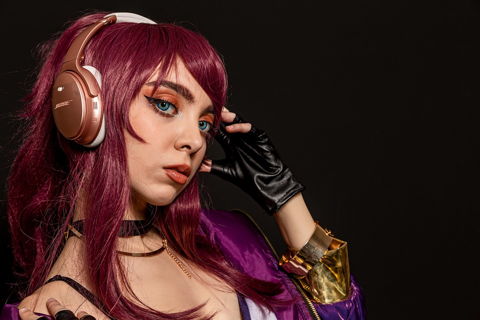 Cosplay Contact Lenses Online