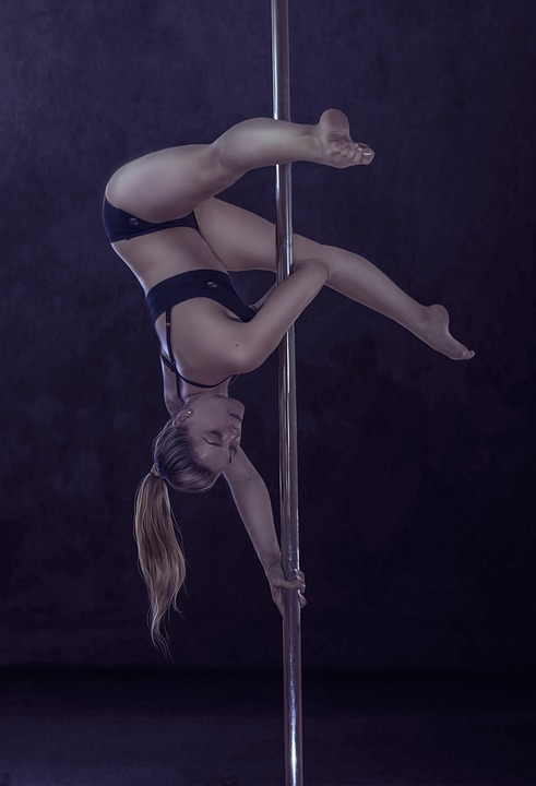 Reasons To Take Pole Classes Sydney Courses