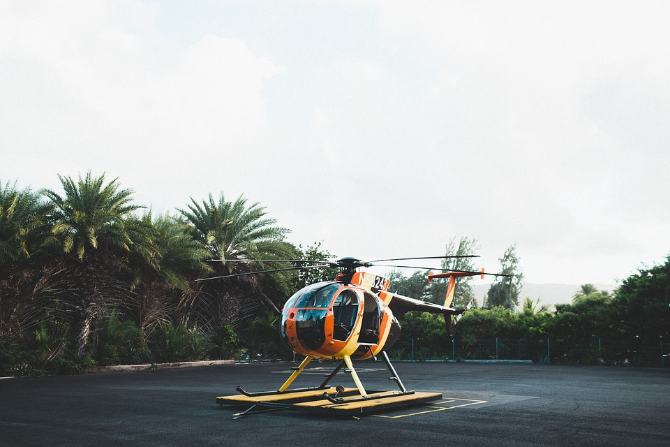 5 Reasons You Cannot Look Down On A Helicopter Charter