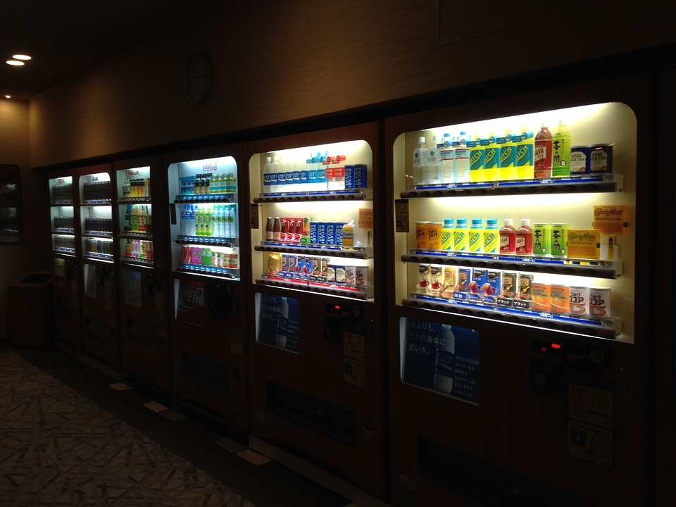 Considerations For Drinks Vending Machine Hire