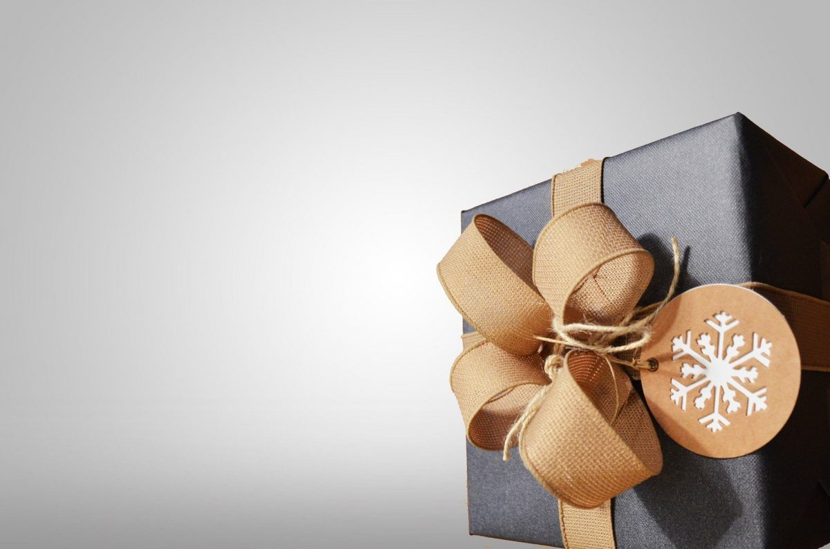 The Allure And Mystery Of A Black Gift Box