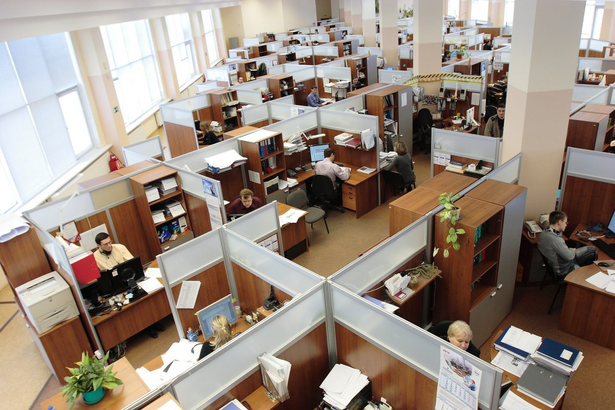 3 Great Ideas To Manage Your Office Space