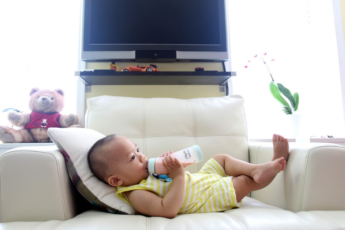 Home Based Tube Weaning For Your Baby
