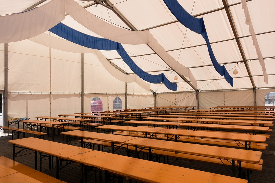 Event Marquee Hire Near You