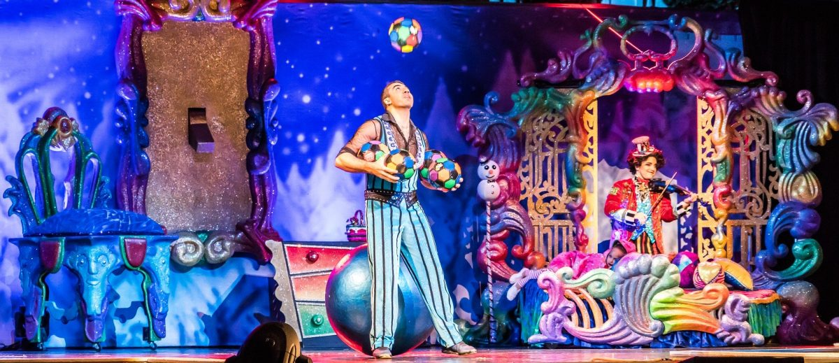 Hire A Christian Juggler For Your Church Event