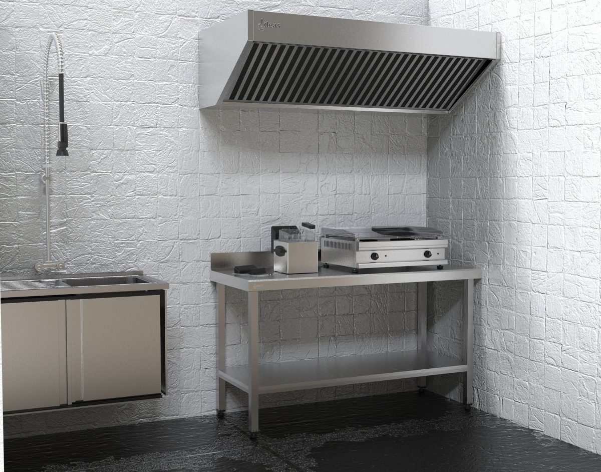 Choosing A Stainless Steel Bench