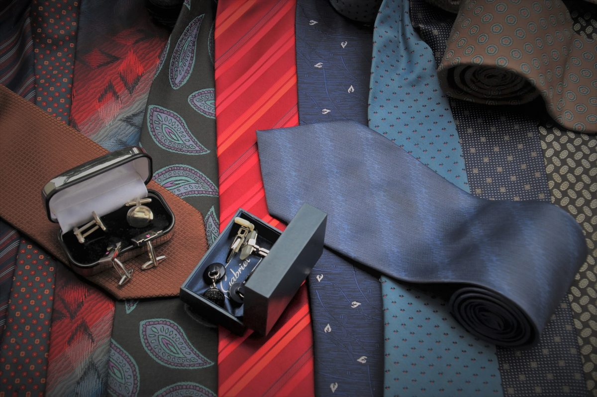 Cufflink Box For Your Best Suit Accessories