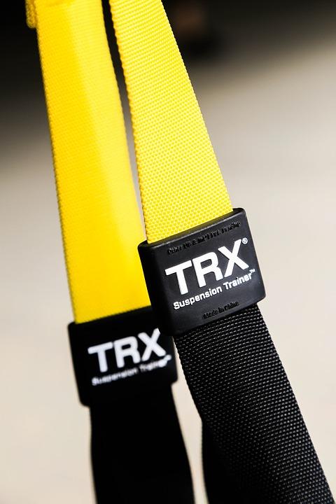 The Basics Of TRX Curls