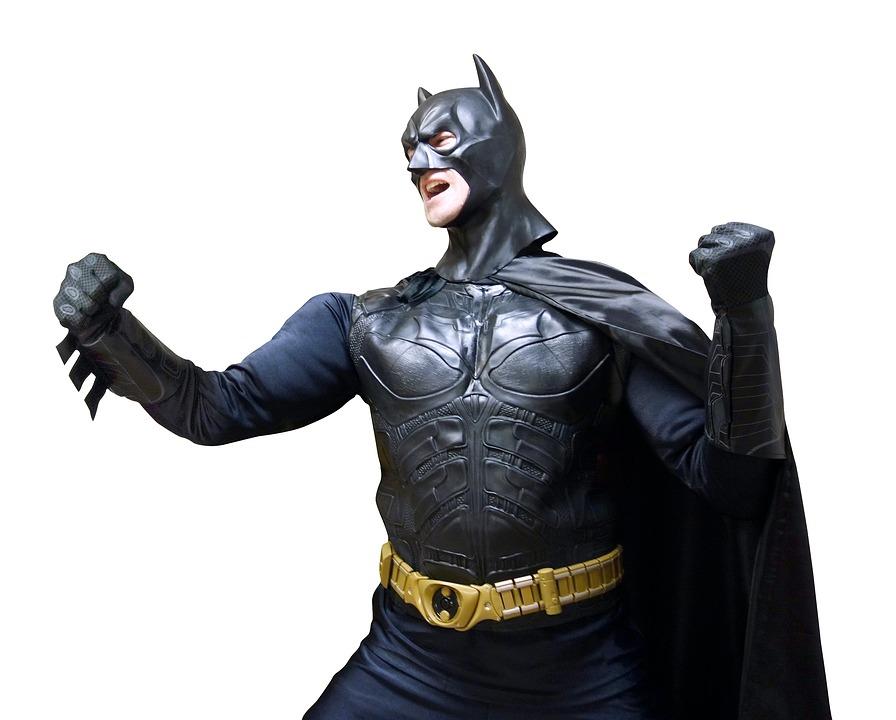 Batman Couple Costume – Adorable Theme