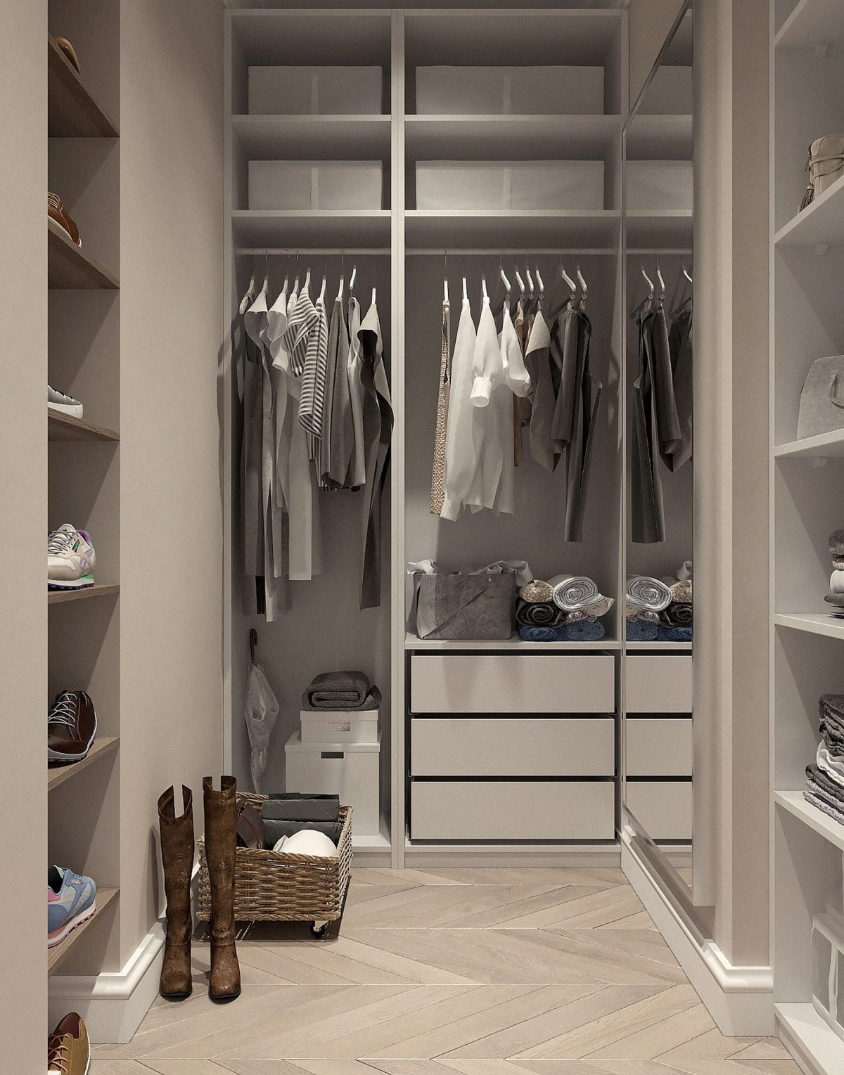 Why Cube Storage Boxes Are Perfect For Clothes Storage