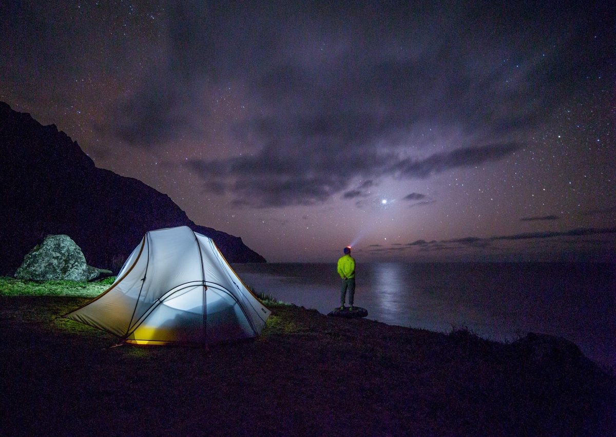 Explore A Land Of Adventures With Wild Camping In India