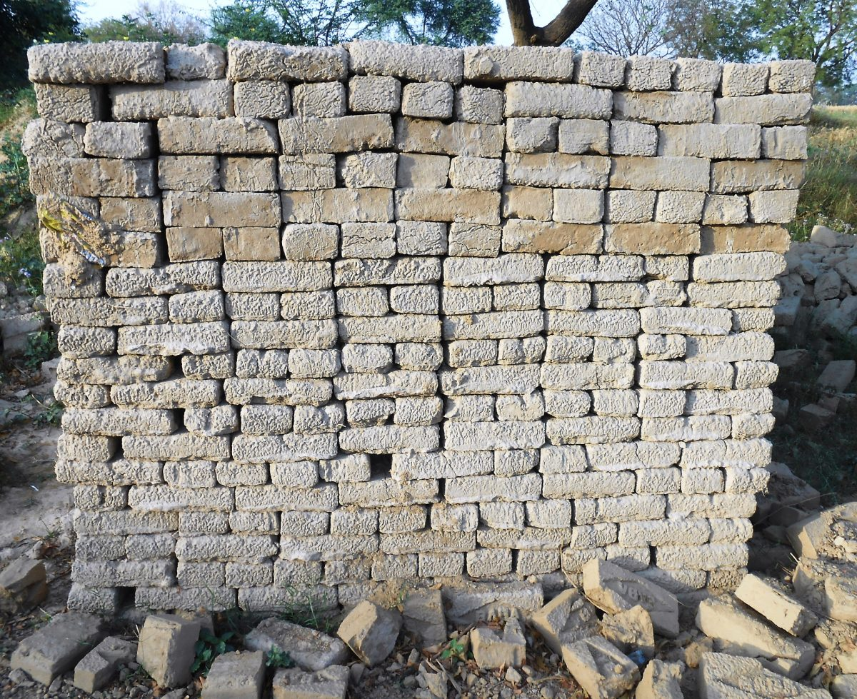 The Beauty And Application Of Hand Crafted Bricks