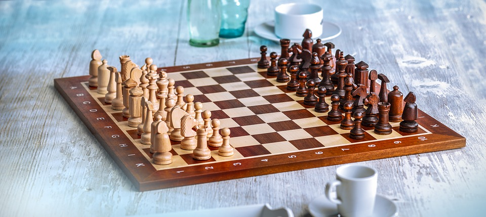 You Need A Square Off Chess Board