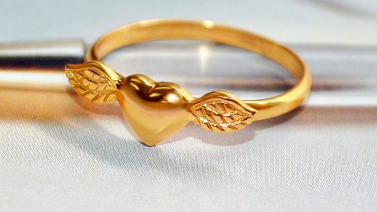 Why You Should Choose Gold Plated Rings