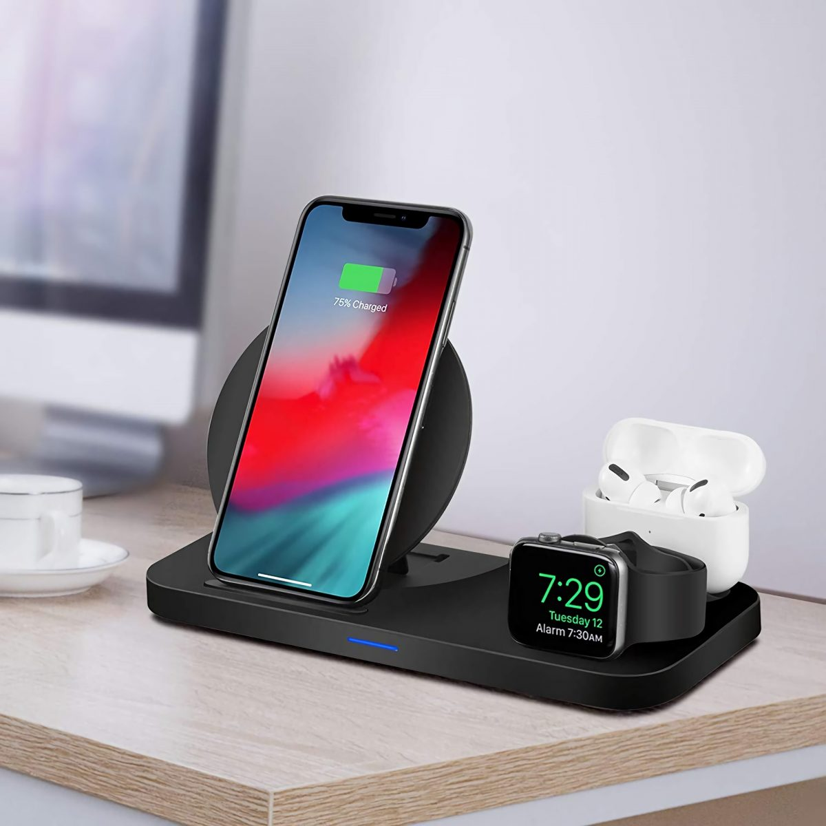 Why You Should Pick Up A 3 In 1 Wireless Charger