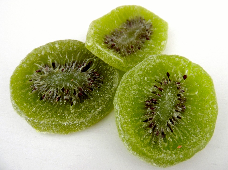 Benefits Of Dried Kiwi