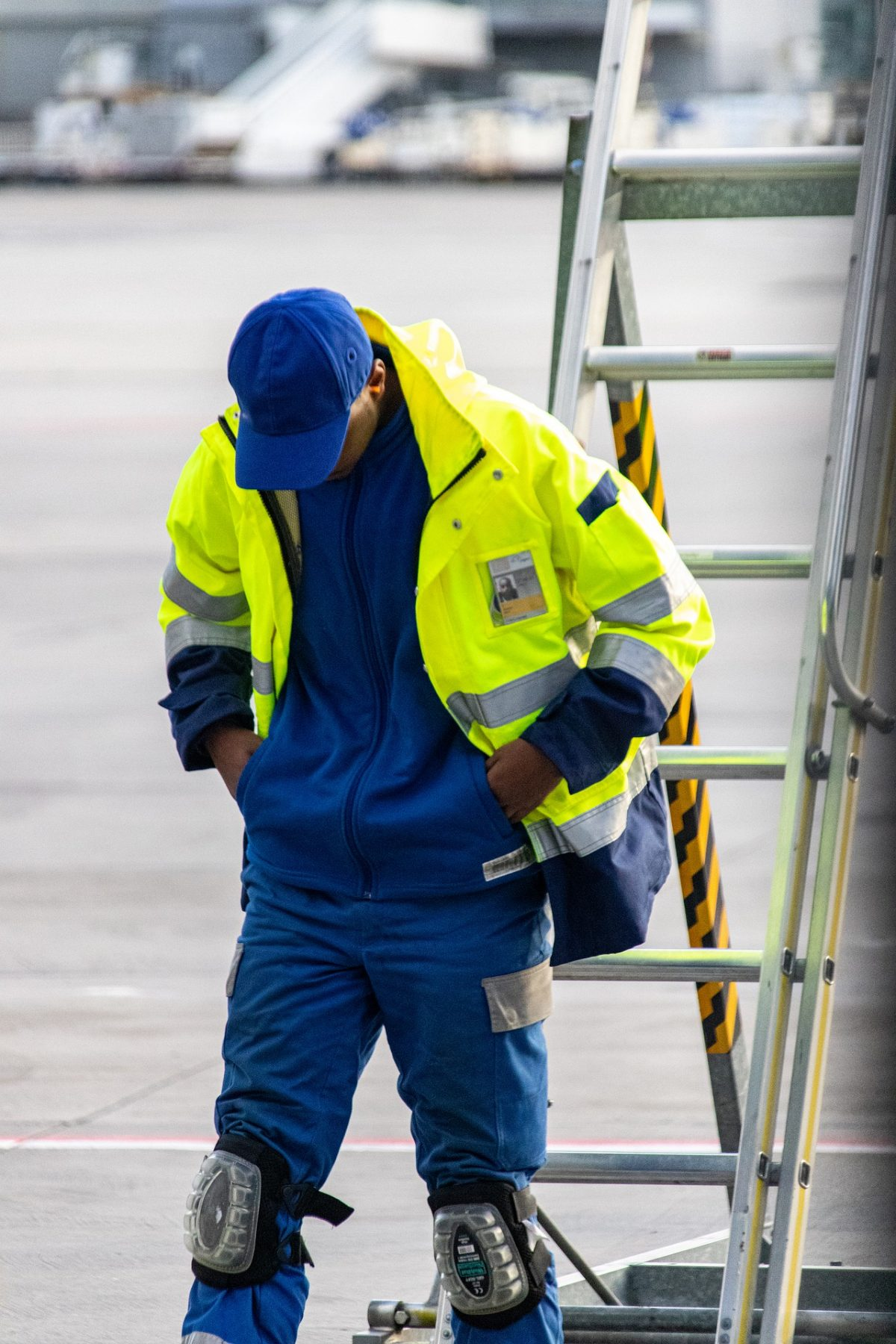 The Popularity Of Mens Workwear Fleece
