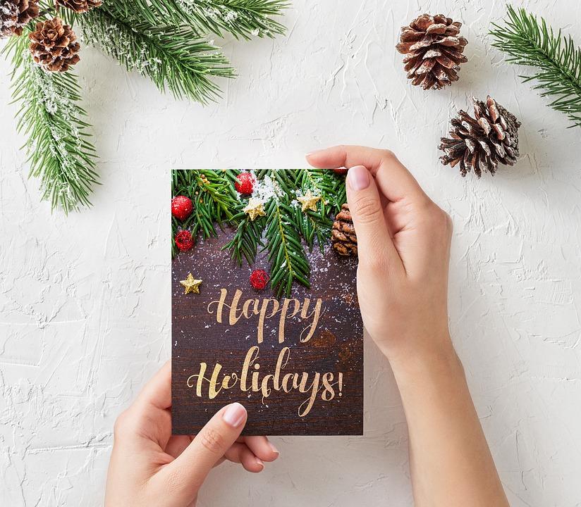 Handmade Christmas Cards – Reap The Benefits